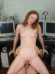 hot dark blonde bitch fuckingg real hard