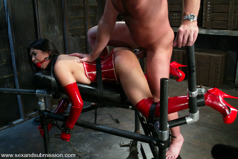 Mika tan sex and submission tube