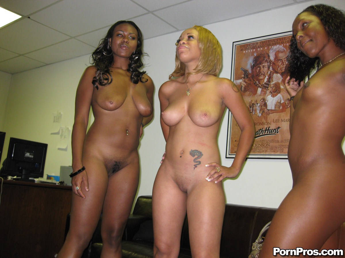 orgy of black pussy wants hard cock - sex oasis