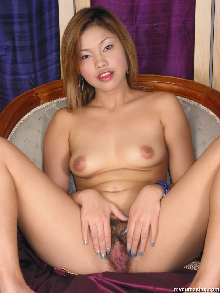 Hot thai and asian pussy