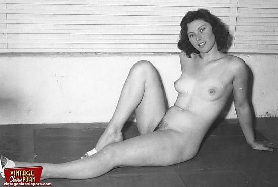 Really. 50s housewife naked